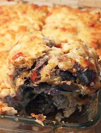 Southwestern Chicken Casserole 700x700 | 2 Cookin Mamas