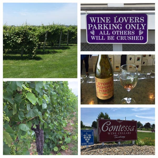 St. Joseph Wine Trail