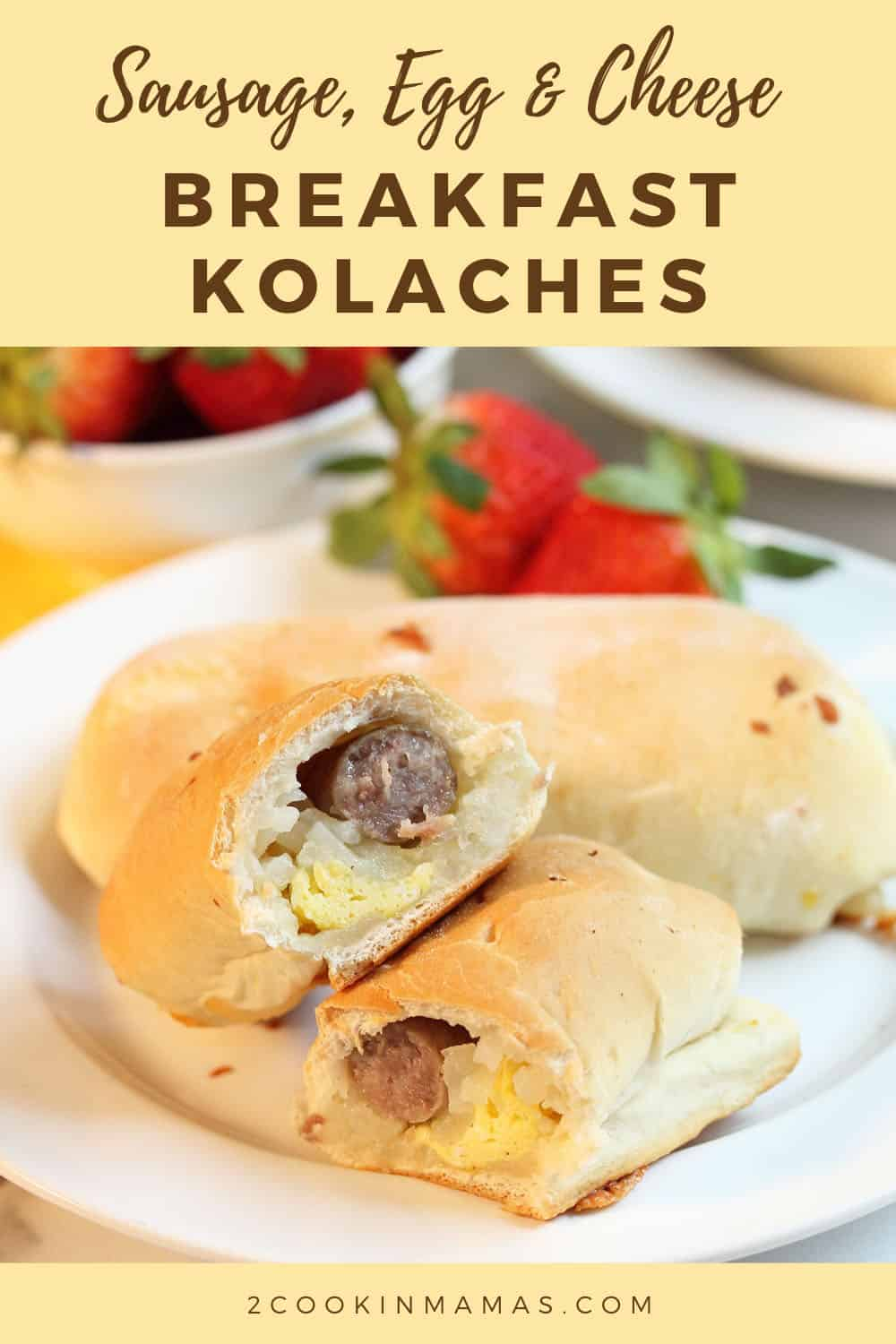 Texas Breakfast Kolaches