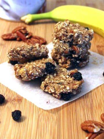 Breakfast Cookies square 2CookinMamas