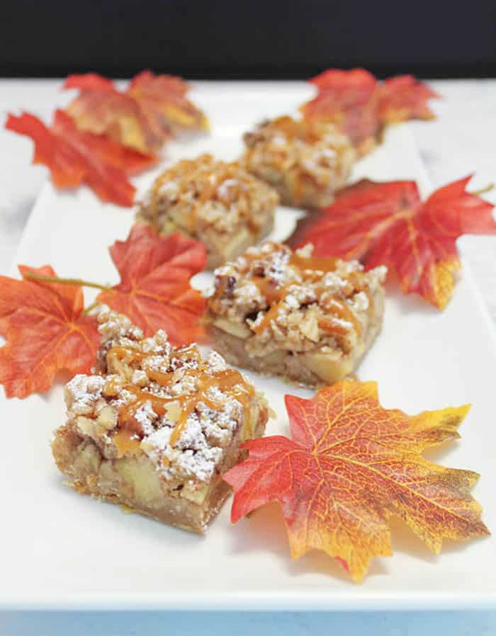 Caramel Apple Bars 2