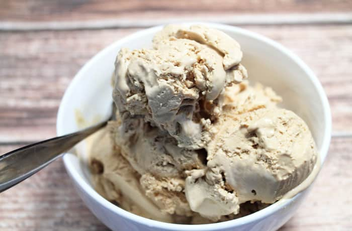 No Churn Coffee Ice Cream 700 | 2 Cookin Mamas