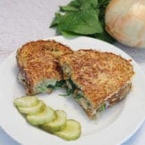 Tuna Melt square | 2 Cookin Mamas