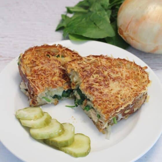 Tuna Melt square | 2 Cookin Mamas