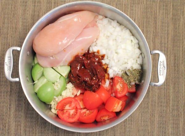 Chicken Tinga prep|2CookinMamas