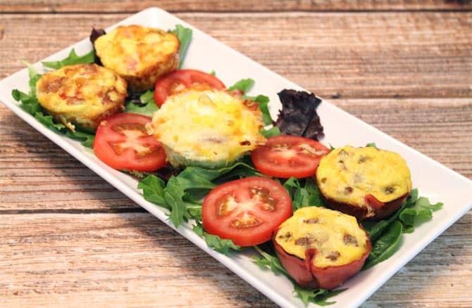 Muffin Tin Eggs 3 Ways 670|2CookinMamas