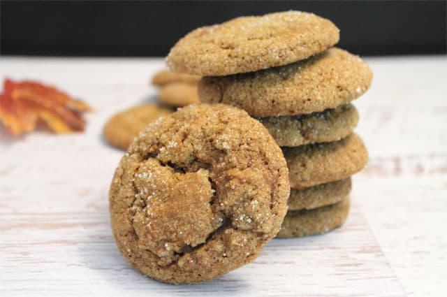 Pumpkin Spice Cookies 640|2CookinMamas