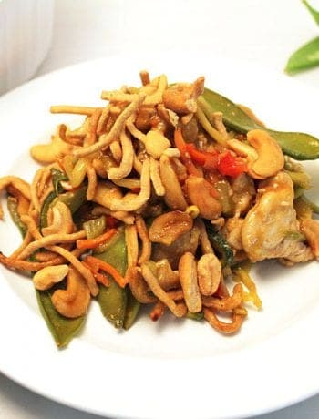 Chinese Chicken Casserole square