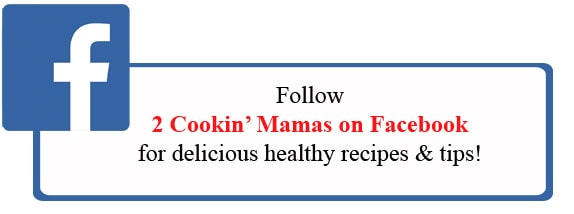 Follow us on Facebook for healthy recipes