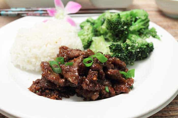 Copycat PF Changs Mongolian Beef | 2 Cookin Mamas