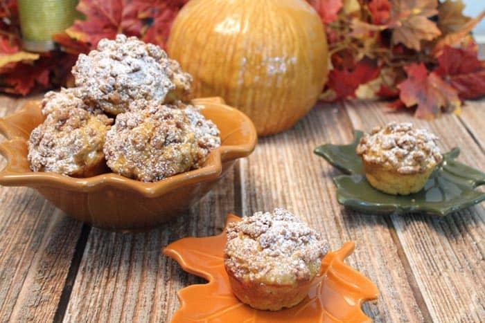 Sweet Potato Muffins|2CookinMamas