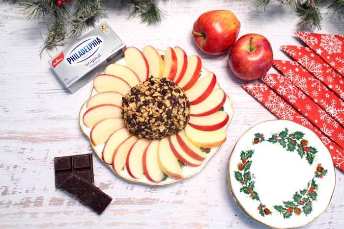 Kraft-for-the-Holidays-Caramel-Apple-Dip-1 #ad #naturallycheesy