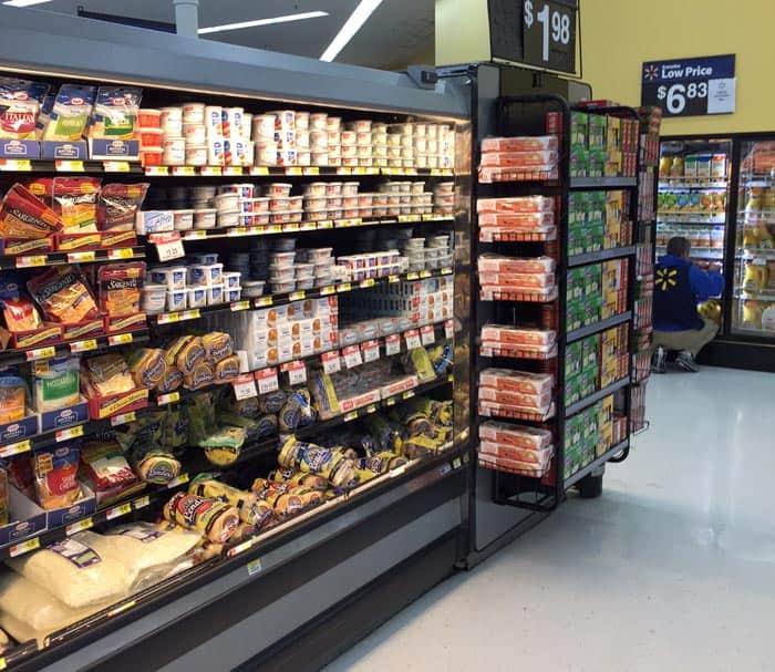 Kraft-for-the-Holidays-Caramel-Apple-Dip-Walmart aisle #ad