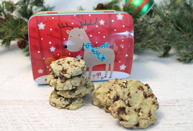 Mint Chip Cookies 2|2CookinMamas