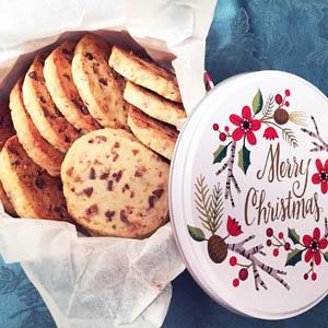Shortbread Cookies by Fork vs Spoon