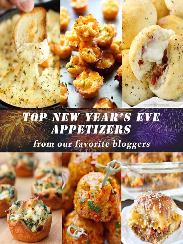 Top New Years Eve Appetizers
