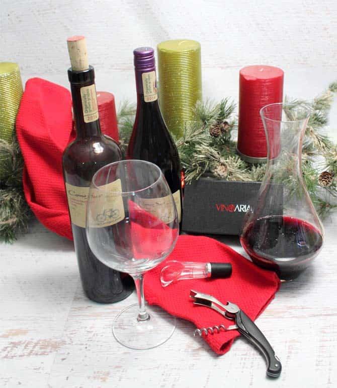 VinoAria Red Wine Aerator review comaprison|2CookinMamas