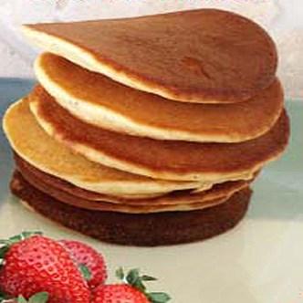 Gluten-Free Silver Dollar Pancakes - 2 Cookin' Mamas