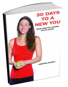 30-Days-To A New You Book