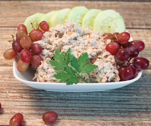 Chicken Walnut Salad 640|2CookinMamas