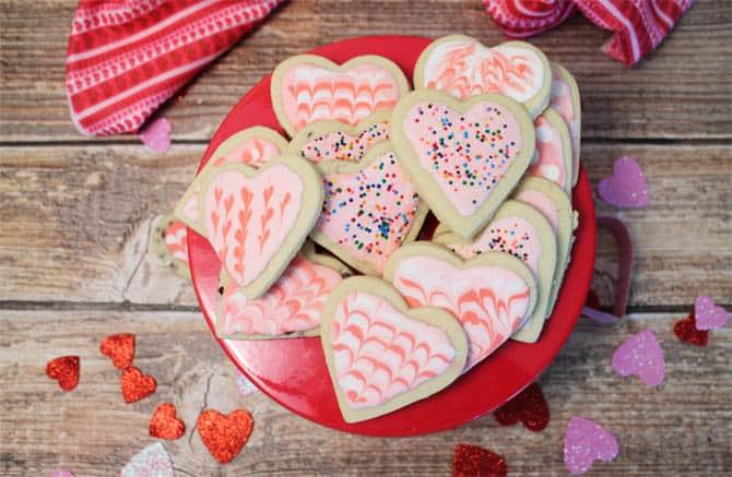 Sweet Heart Cookies 670 2CookinMamas