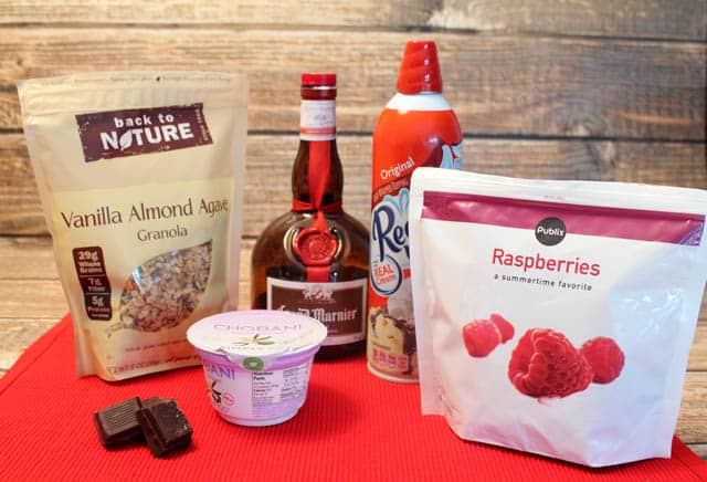 Valentine Trifle ingredients|2CookinMamas