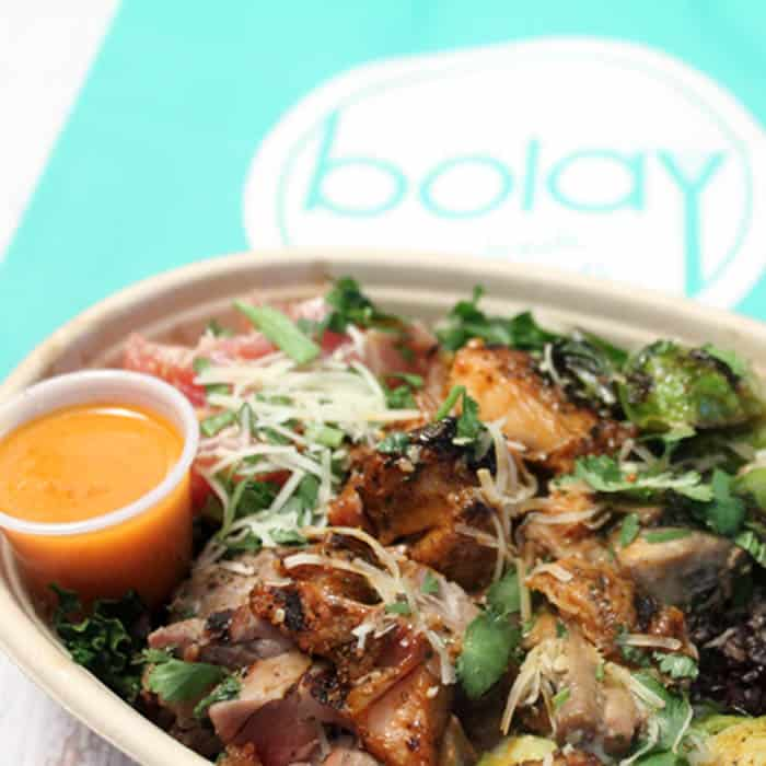 Bolay! Prepare To Be Bowled Over! - 2 Cookin' Mamas