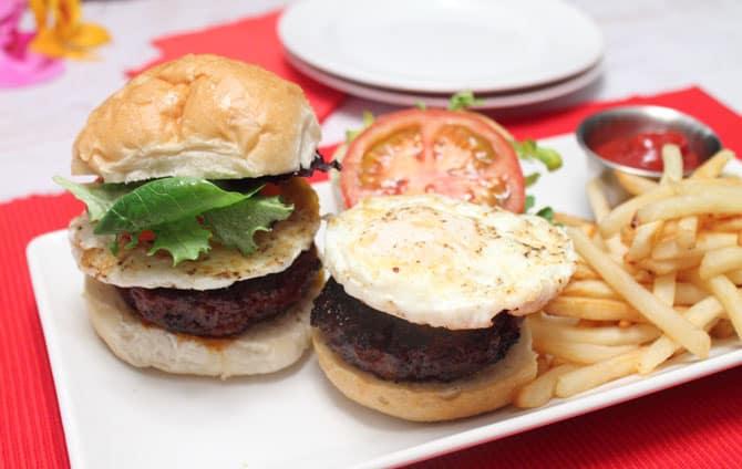 Chorizo and Beef Burgers 670|2CookinMamas