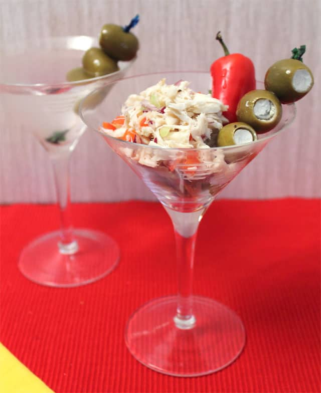 Crab Martini and Martini 1|2CookinMamas