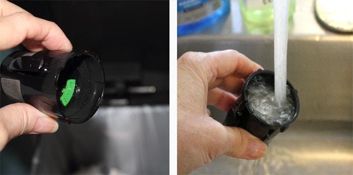 Keurig Reusable Filter cleaning|2CookinMamas