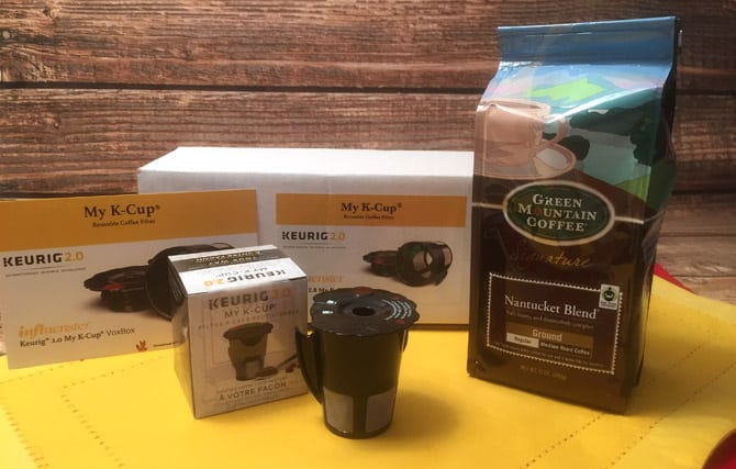 Keurig reusable filter 670|2CookinMamas