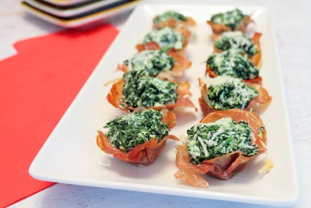 Prosciutto Cups 640|2CookinMamas