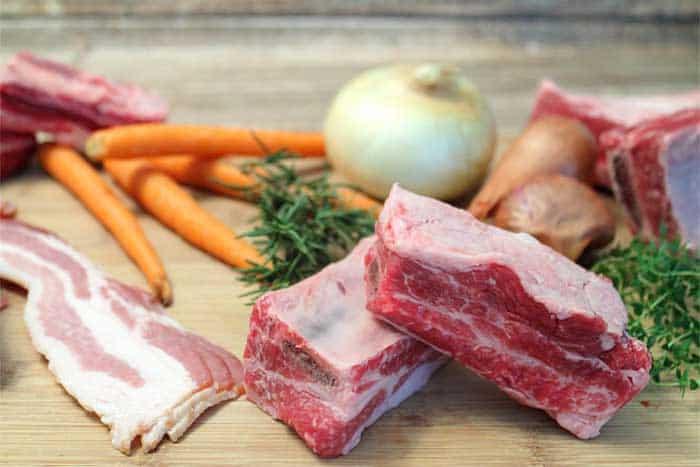 Braised Beef Short Ribs ingredients   2 Cookin Mamas