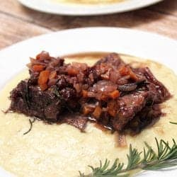 Braised Beef Short Ribs square | 2 Cookin Mamas