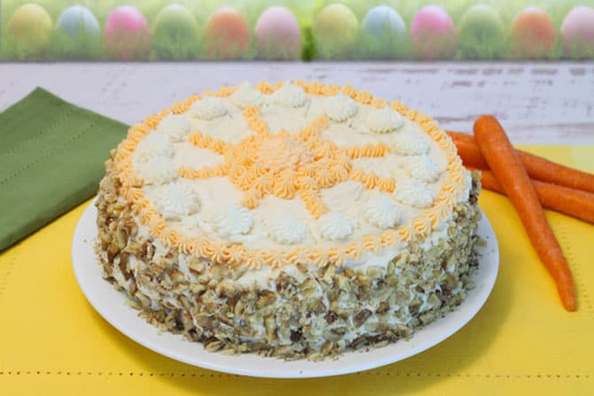 Carrot Cake Cheesecake1|2CookinMamas