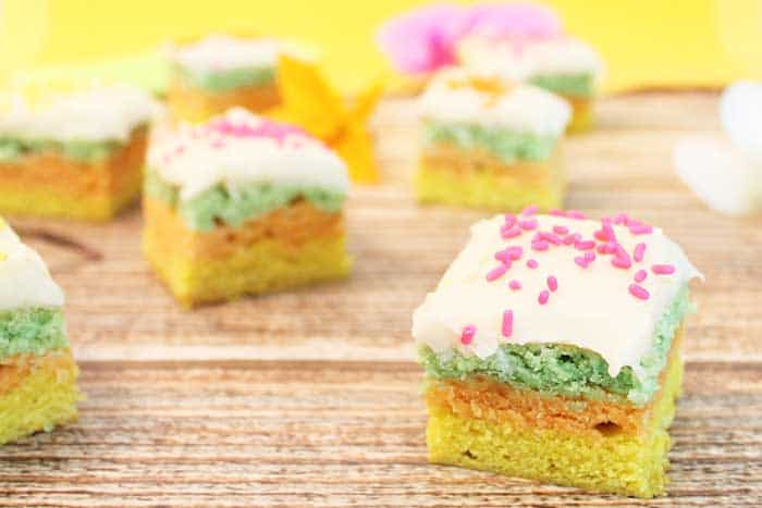 Citrus Sugar Cookie Bars 3 | 2 Cookin Mamas