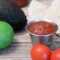 Easy Homemade Enchilada Sauce square   2 Cookin Mamas