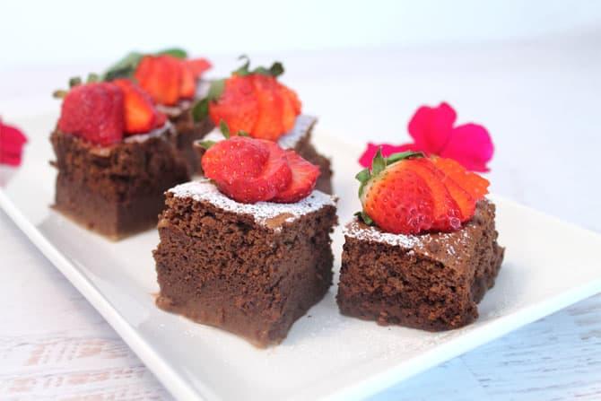 Chocolate Magic Cake 1  2CookinMamas
