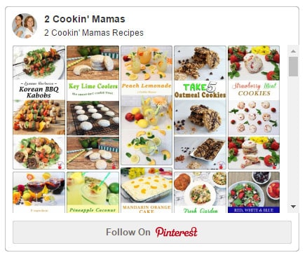 2 Cookin Mamas Pinterest board