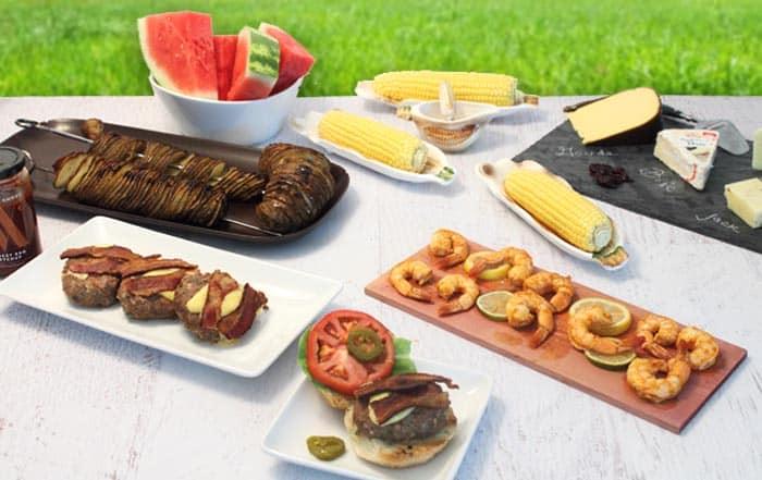 Buffalo Burgers picnic | 2 Cookin Mamas