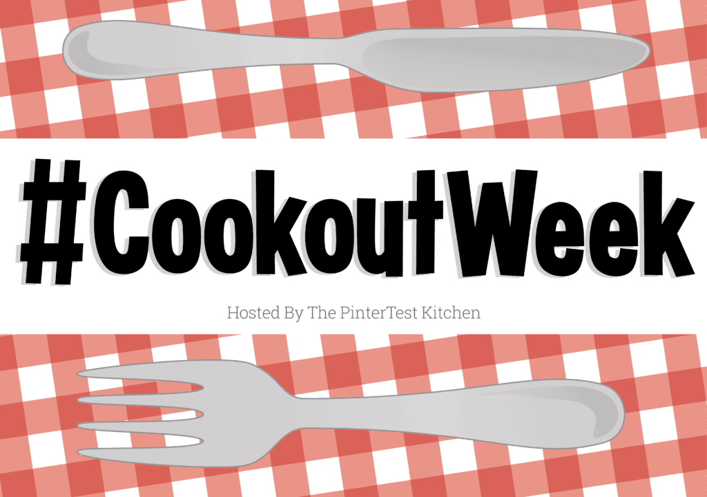 #CookoutWeek Logo