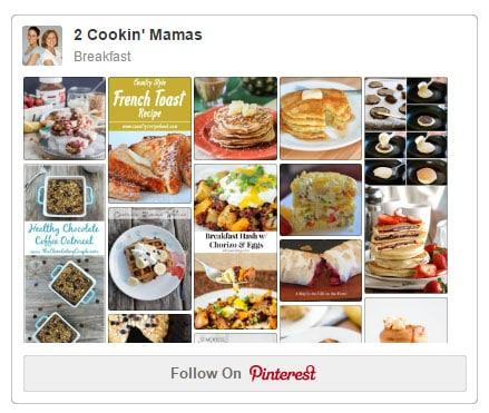 Breakfast Pinterest board