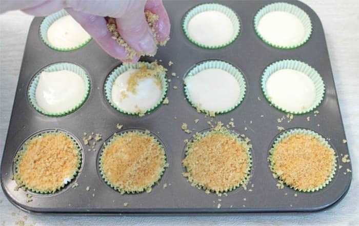 Icebox Key Lime Bites prep 2 | 2 Cookin Mamas