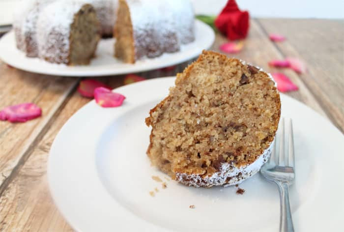 Louisiana Stranger Cake slice1   2 Cookin Mamas