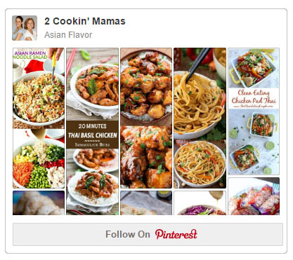Asian Flavor Pinterest board