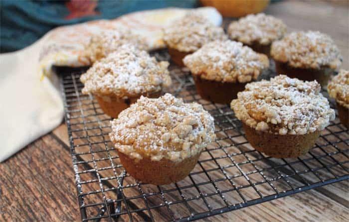 chocolate-chip-pumpkin-muffins-7 | 2 Cookin Mamas