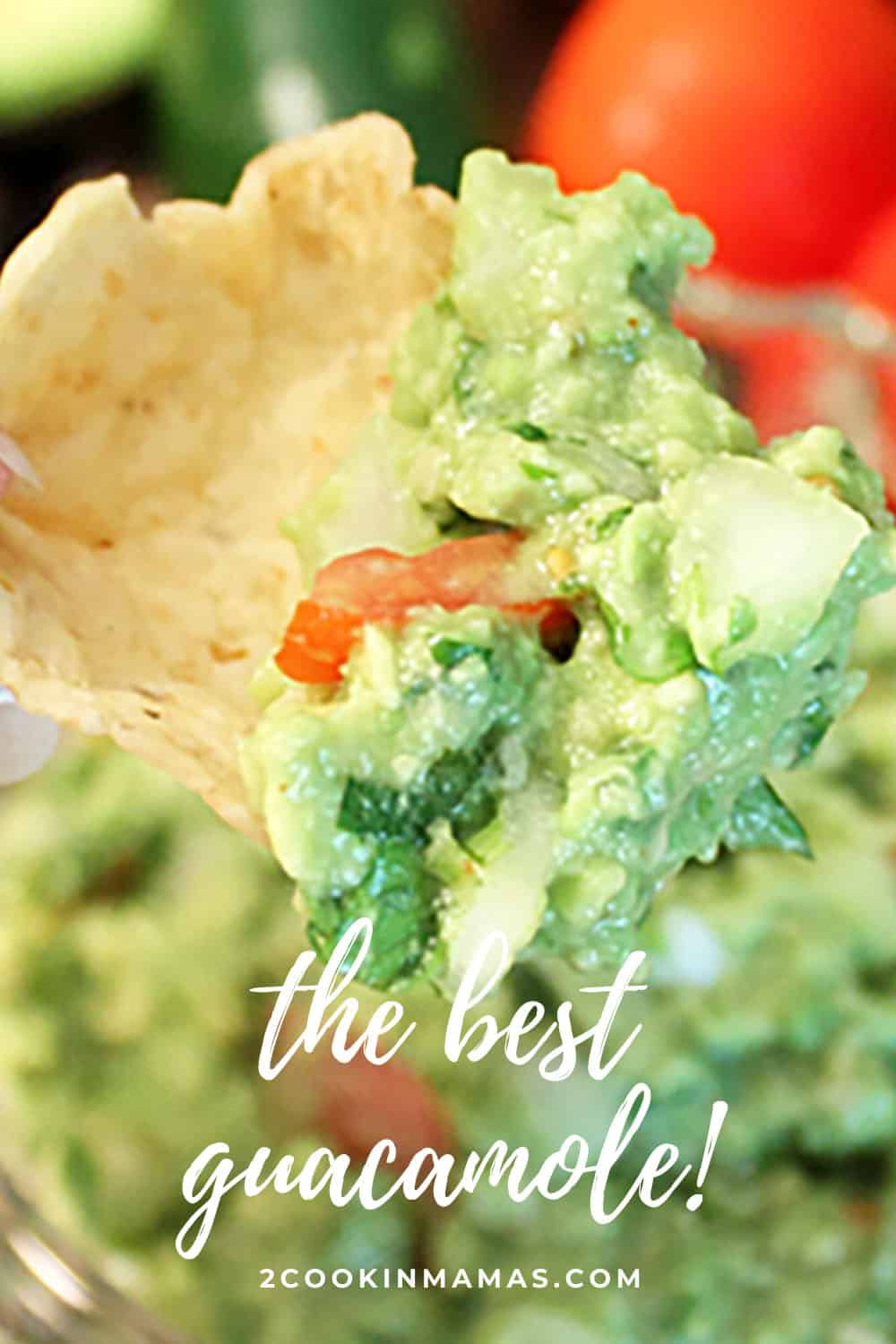 Classic Guacamole - The Only Recipe You\'ll Ever Need