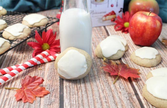 Apple Cider Cookies 4 | 2 Cookin Mamas