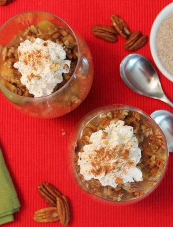 Apple Pecan Chia Seed Pudding square