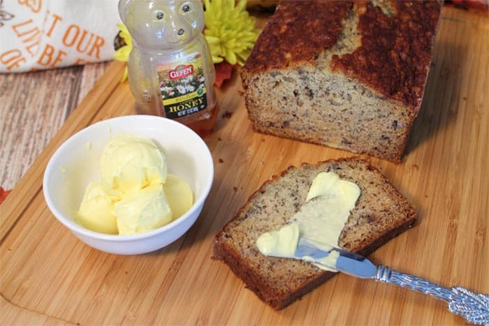 Easy Banana Bread 1 | 2 Cookin Mamas